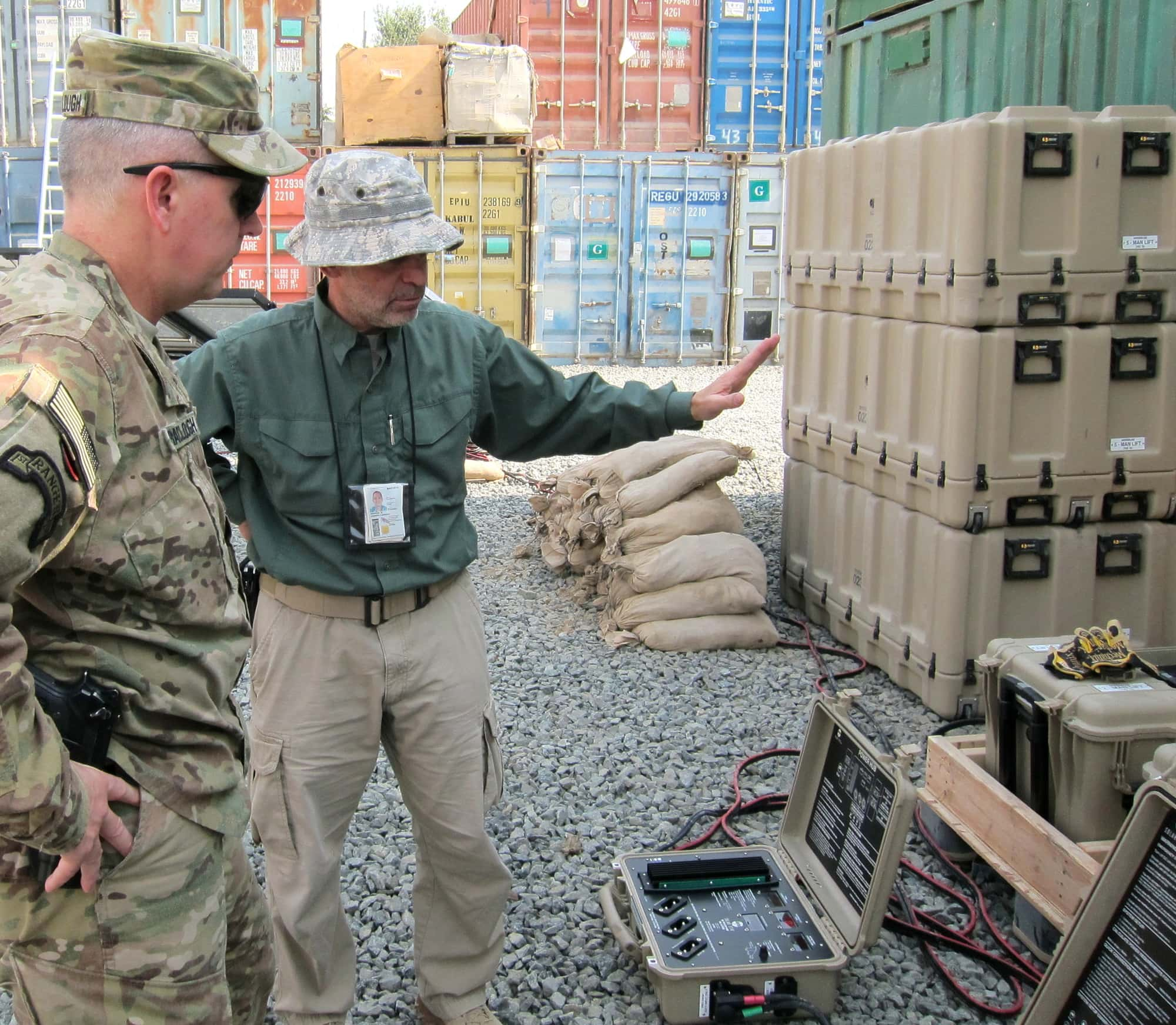 Improving Capability through Efficient Operational Energy